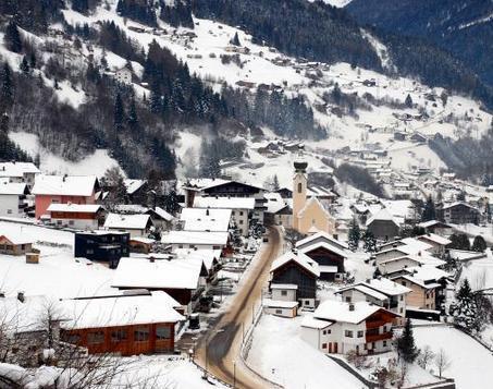 vacanta in Flirsch am Arlberg