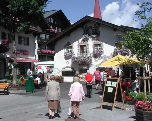 vacanta in Seefeld
