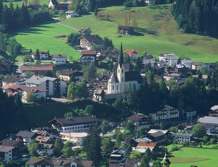 vacanta in Kirchberg