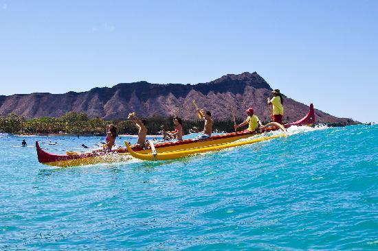 vacanta in Honolulu