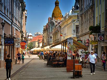 vacanta in Oradea