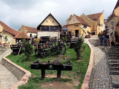 vacanta in Rasnov