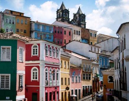 vacanta in Salvador da Bahia
