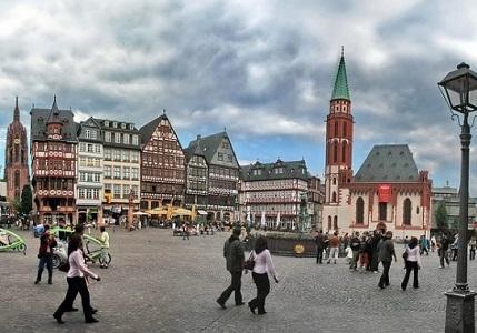 vacanta in Frankfurt