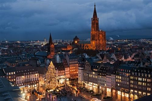 vacanta in Strasbourg