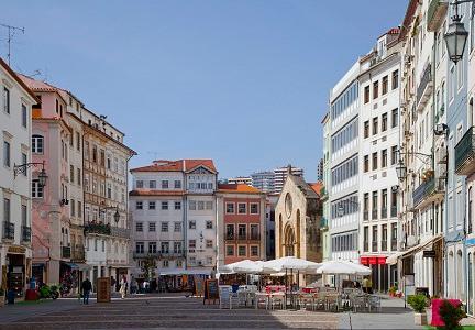 vacanta in Coimbra