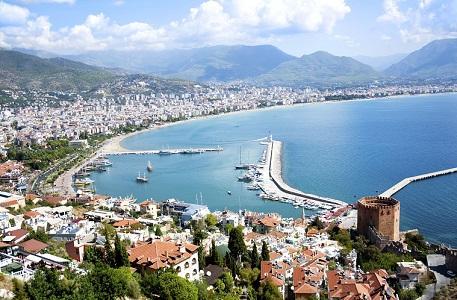 vacanta in Antalya