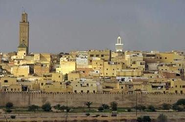 vacanta in Meknes