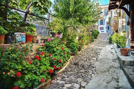 vacanta in Ayvalik