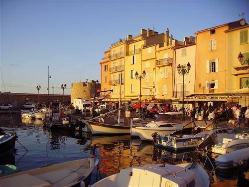 vacanta in Saint Tropez
