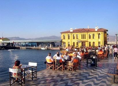 vacanta in Izmir