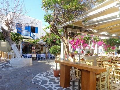 vacanta in Mykonos