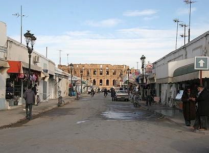 vacanta in El Jem