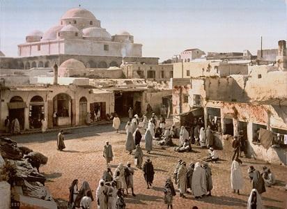 vacanta in Kairouan