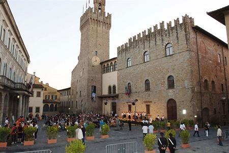 vacanta in Arezzo