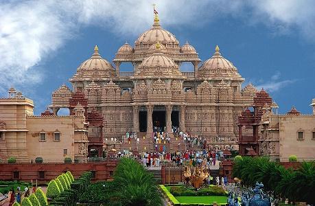 vacanta in New Delhi