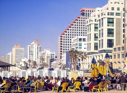 vacanta in Tel Aviv
