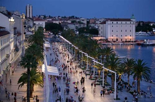 vacanta in Split