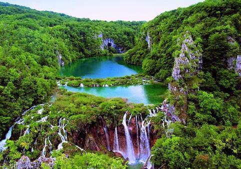 vacanta in Plitvice Lakes