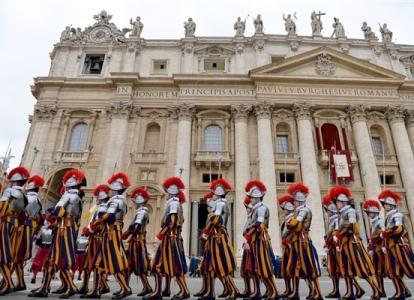 vacanta in Vatican