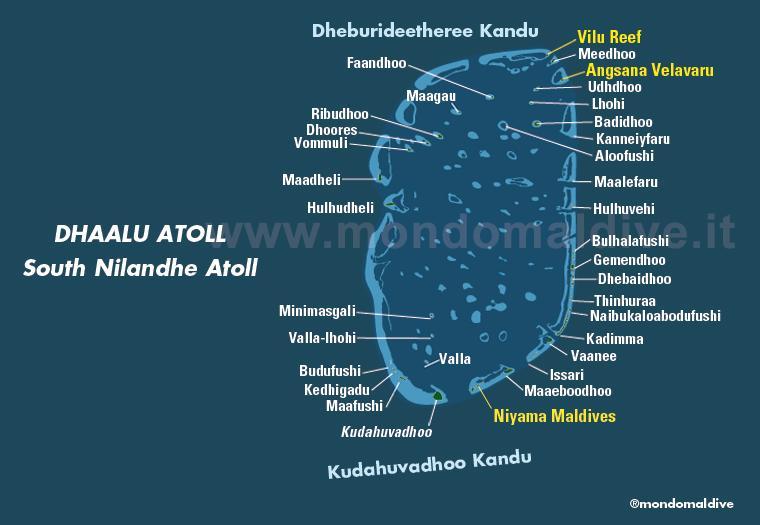 vacanta in Atolul Dhaalu