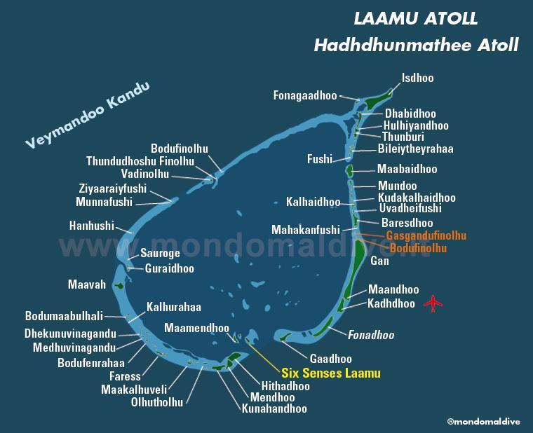 vacanta in Atolul Laamu