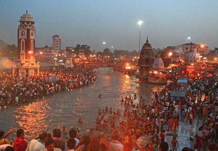vacanta in Haridwar