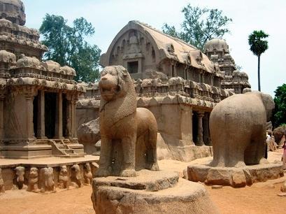 vacanta in Mahabalipuram