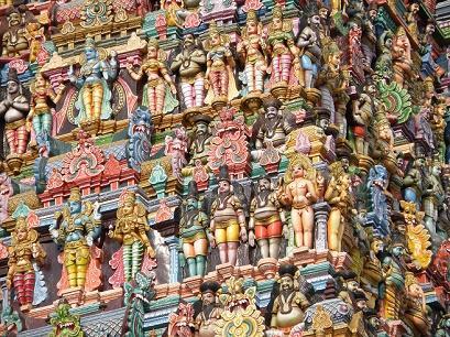 vacanta in Madurai