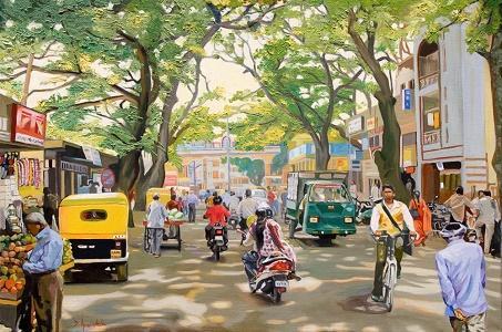 vacanta in Bangalore