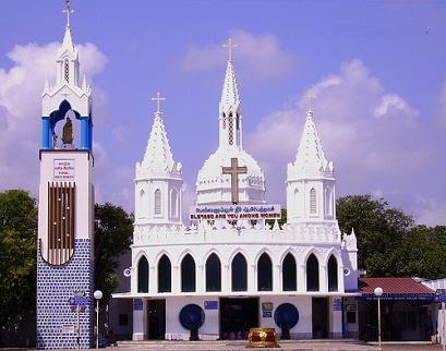 vacanta in Velankanni