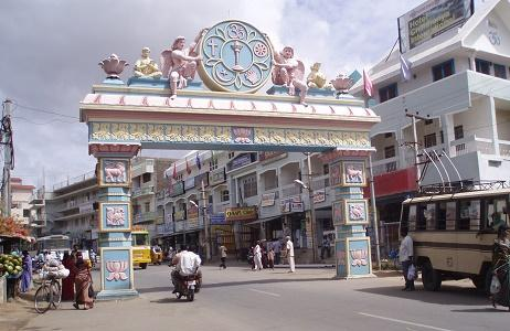 vacanta in Puttaparthi