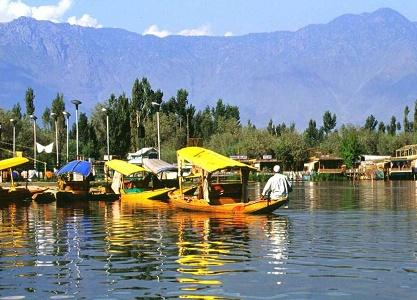 vacanta in Srinagar