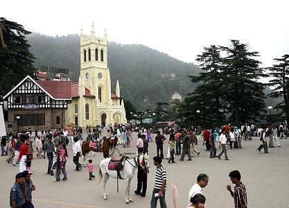 vacanta in Shimla