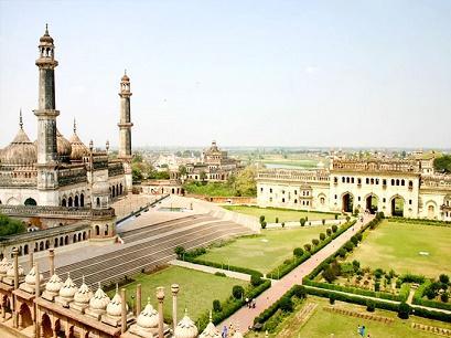 vacanta in Lucknow