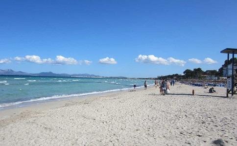 vacanta in Playa de Muro