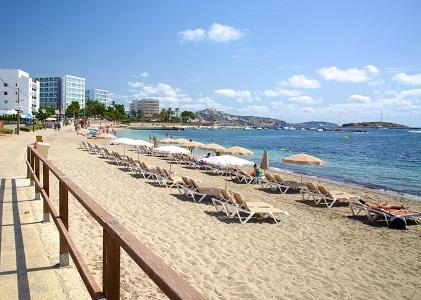 vacanta in Playa d`en Bossa
