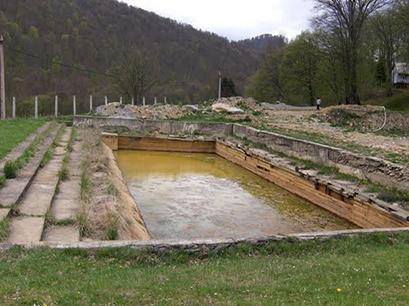 vacanta in Balvanyos