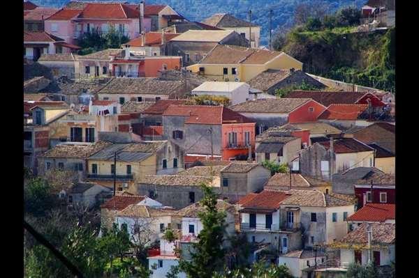 vacanta in Karousades