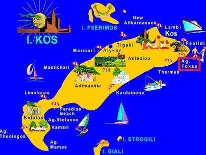 vacanta in Agios Fokas