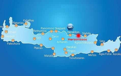 vacanta in Hersonissos