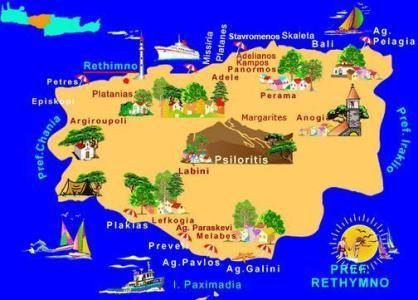 vacanta in Rethymno
