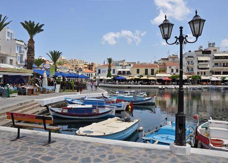 vacanta in Agios Nicolaos
