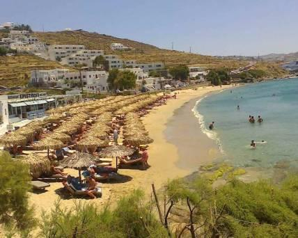 vacanta in Agios Stefanos