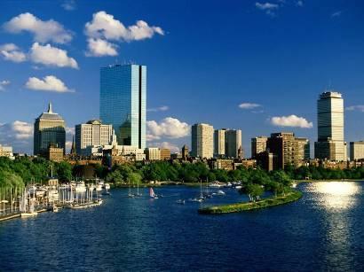vacanta in Boston