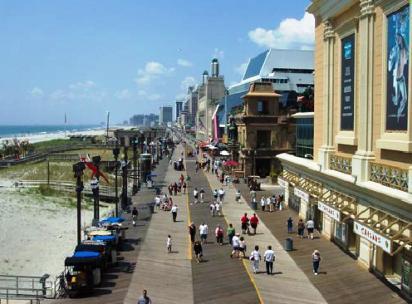 vacanta in Atlantic City