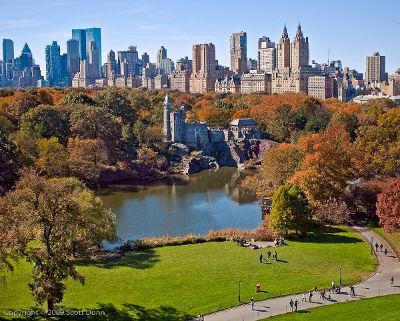 vacanta in New York