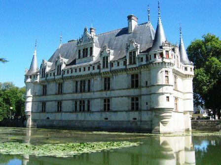 vacanta in Valea Loirei