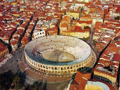 vacanta in Verona