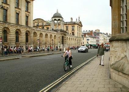 vacanta in Oxford